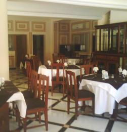 Restaurant de l'Hôtel La Véranda Tamatave