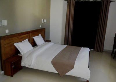 Hébergement, Hôtel La Veranda Tamatave