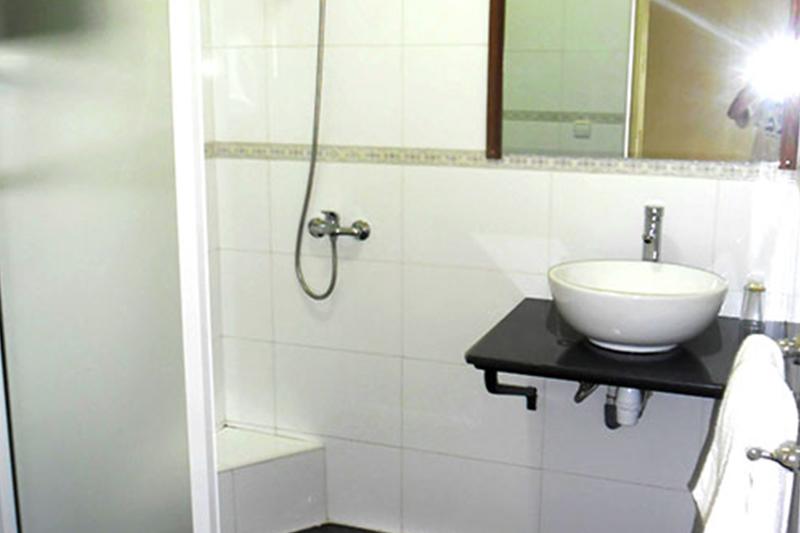 Hôtel Tamatave - Toilette Hôtel La Veranda