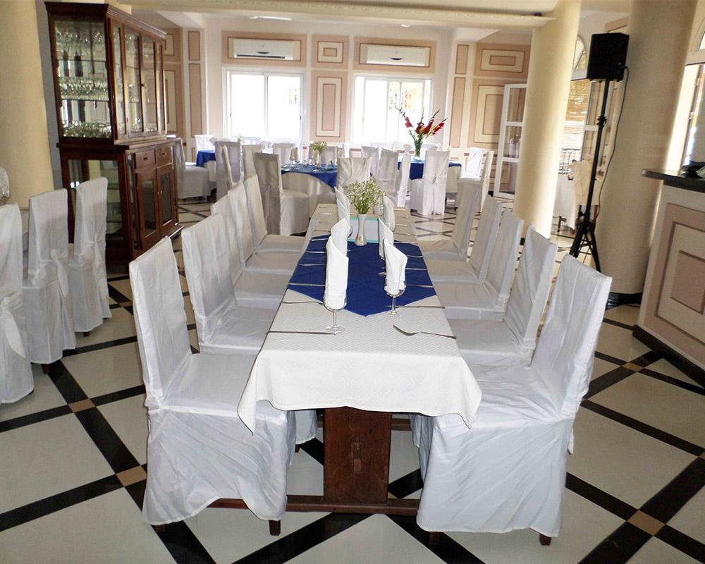 Restaurant Hôtel La Veranda