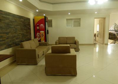 Salon de l'Hôtel La Veranda